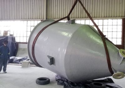 Fibreglass Tanks
